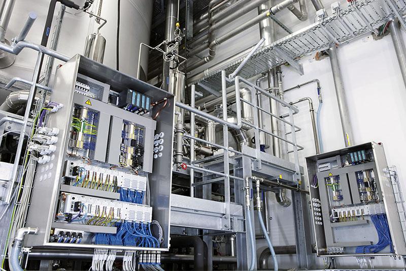 Empresa Instalación Eléctrica Industrial