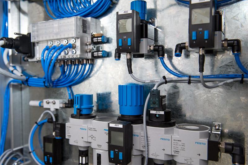 Empresa Instalación Eléctrica Automatización Industrial Sant Cugat