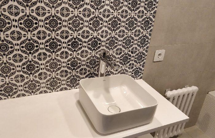 reforma baño integral sant cugat